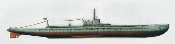 «C1» <br/><br/>подводная лодка (Япония)