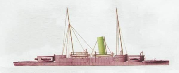 «Chao Yung» («Чао Юнь») крейсер (Китай)