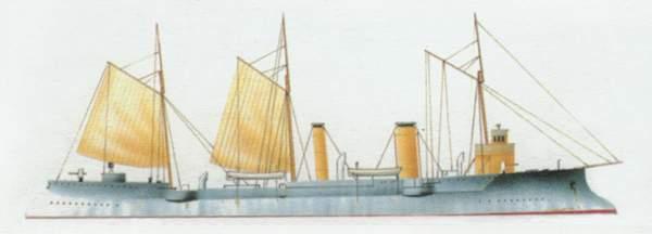 «Chishima» («Чишима») крейсер (Япония)