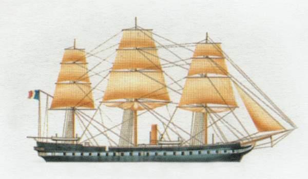 «Circé» <br/>(«Цирцея») <br/><br/>крейсер (Франция)