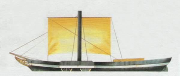 «Comet» («Комет») пароход (Великобритания)