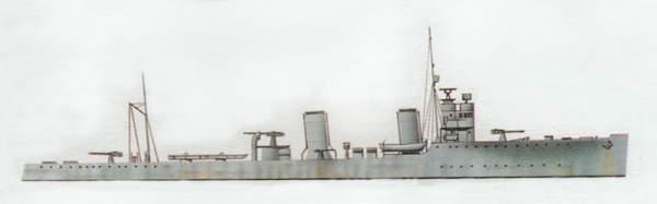 «Confienza» («Конфьенца») эсминец (Италия)