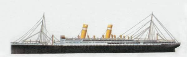 «Conte Biancamano» («Конте Бьянкамано») лайнер (Италия)