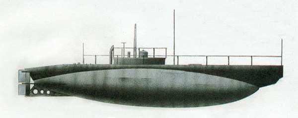 «Hajen» («Хайен») подводная лодка (Швеция)
