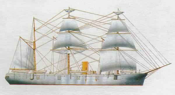 «Hiei» («Хиэй») крейсер (Япония)